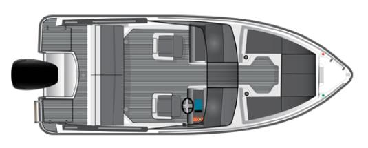 Bella 600 BR layout