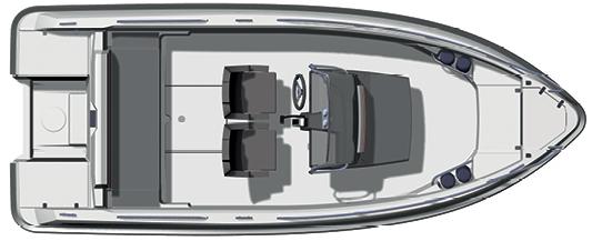 Bella 550 R layout.