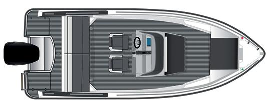 Bella 600 R layout.