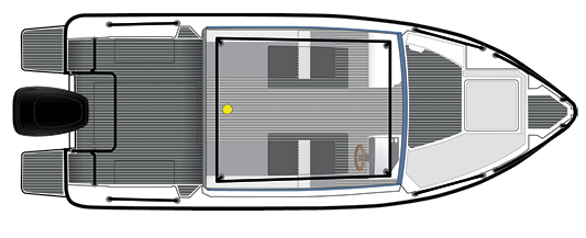 Bella 620C layout.